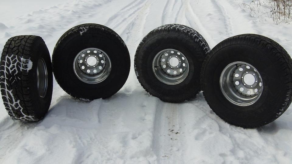 Tipologie pneumatici invernali: quali comprare e quali no